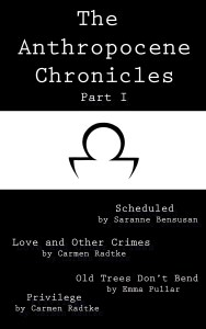 Book 1 Cover4 - The Anthropocene Chronicles on Nook from Barnes & Noble