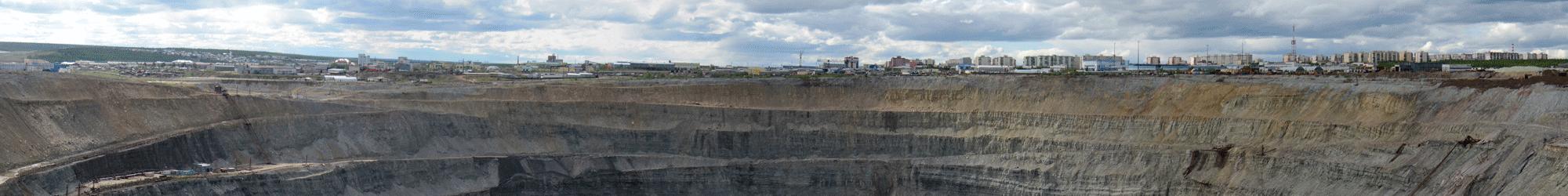 Mine in Yakutia