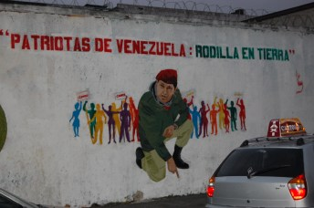 Mural from a wall in Catia