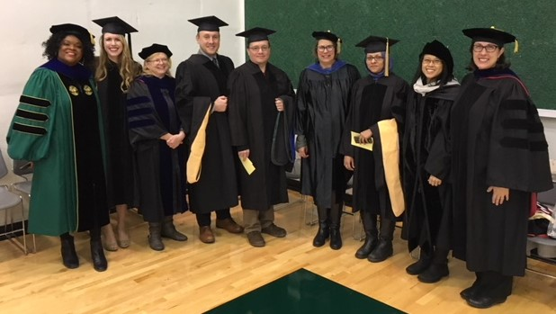 MSU anthropology PhD graduates