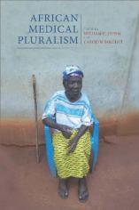 African Medical Pluralism book jacket