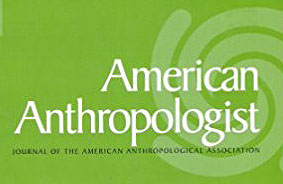 cover of American Anthropologist