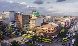 City of Nairobi, Kenya