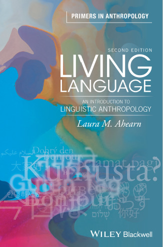 Living Language book cover