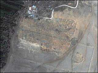 Using Satellite Imagery to find Ancient Egyptian Settlements