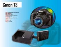 Canon EOS T3