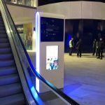 Anti Reflective Advertising Display Screens