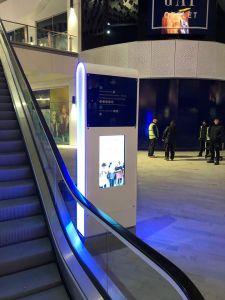 Non Reflective TV Display Screens