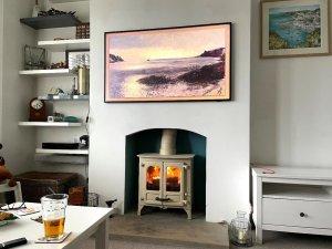 Indoor Anti Glare TV Screen