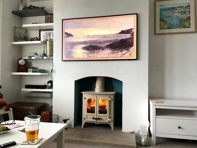 Indoor Anti Glare TV Film