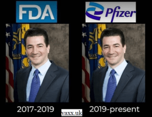 fda-pfizer-vaccine-approved-for-use-EAU-employees-board-of-directors-federal-drug-agency-conflict-of-interest-vaccinations-booster-shot-third-vaccine-full-approval
