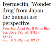 ivermectin,peer,reviewed,over,40,scientific,papers,journals,citations,many,human,perspective,nobel,prize,japan,horse,dewormer,antiparasitic