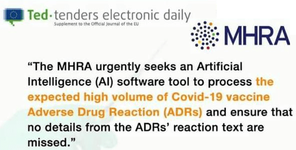 mrra-vaccine-adverse-drug-reaction-ADR-pfizer-vaccine-moderna-vaccine-mrna-vaccination-status-side-effect-pain-swelling-thrombosis-headache-fatigue-joint-neuropathy-heart-attack