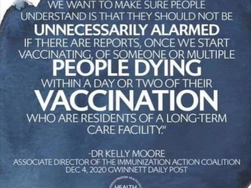long-term care vaccine side effects