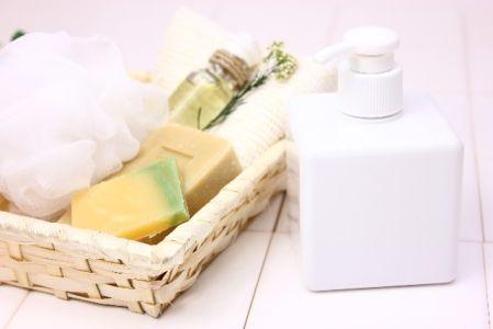 毛穴の汚れが取れる洗顔料のイメージ写真