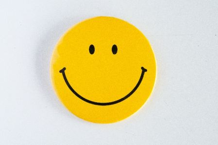 笑顔の写真