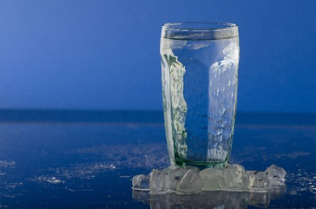 冷水の写真