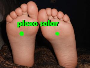 punto plexo solar