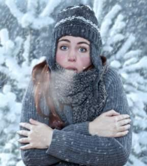tengo frio