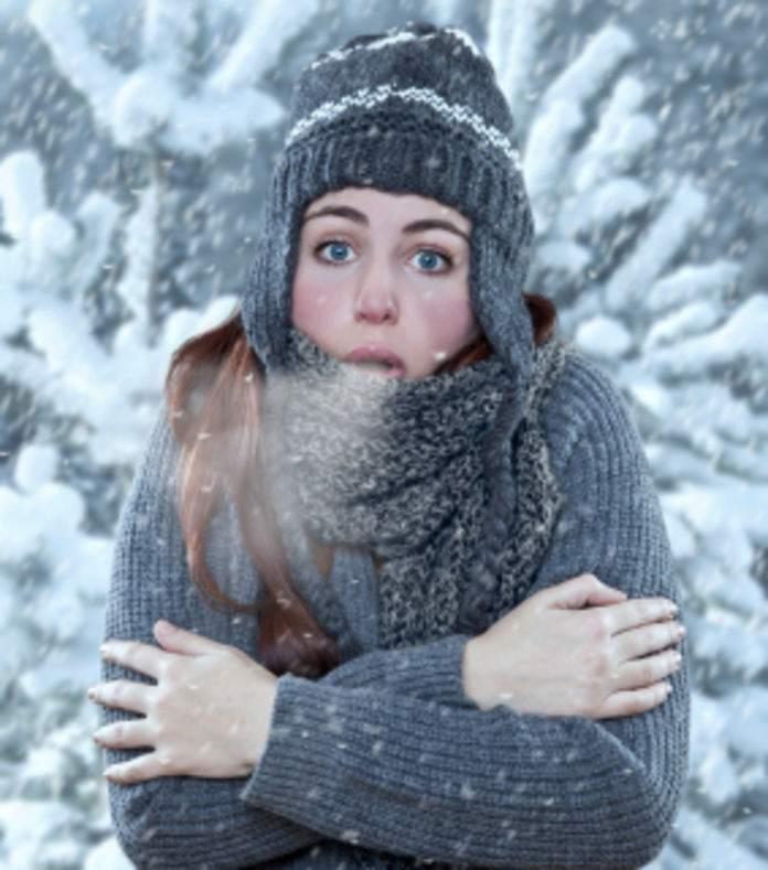 tengo frío como saber si el triple calentador no calienta