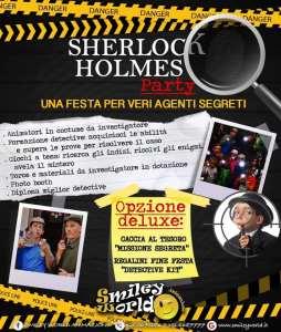 Cavallino Matto Cerveteri Sherlock Holmes Party