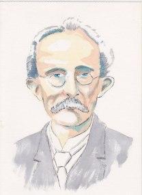 """Томас Джеймс """"Том"""" Кларк — ирландски революционен лидер, един от най-ярките организатори на Великденското въстание."""
