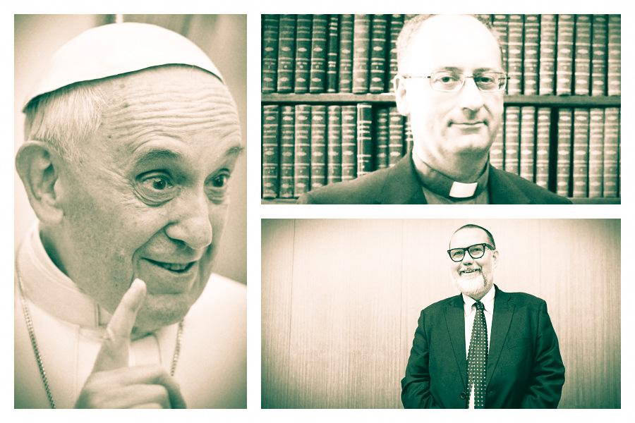 """L'intollerabile aggressione ai quattro cardinali dei Dubia. Ecco chi sono i nuovi """"papisti"""""""