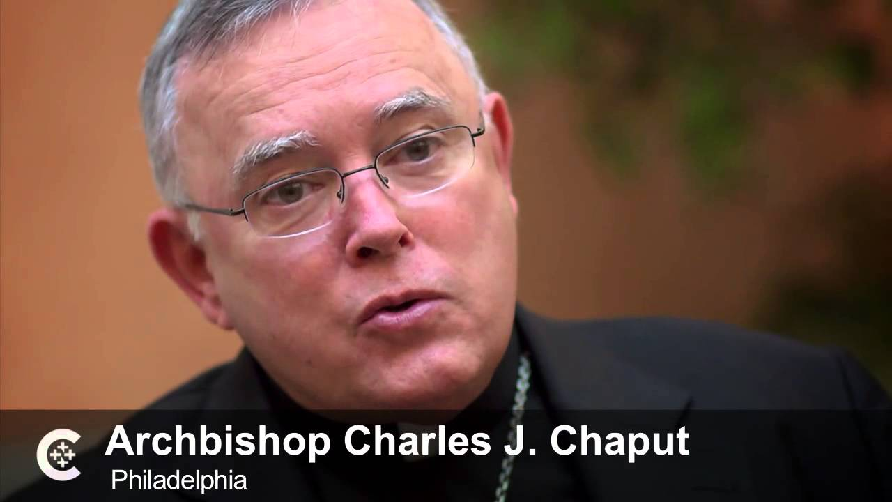 Cattolici USA, mons. Chaput risponde al gesuita Spadaro