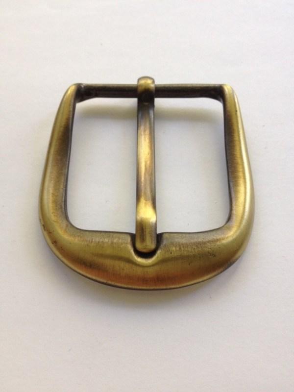 Пряжки для ремней 40 мм ст латунь Сатиновое покрытие Часто называют шлифованная латунь | 290р. | 4