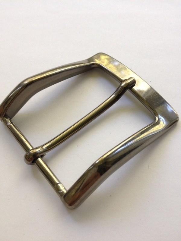 Фурнитура для ремней  Пряжка 40 мм черн никель | 320р. | 5