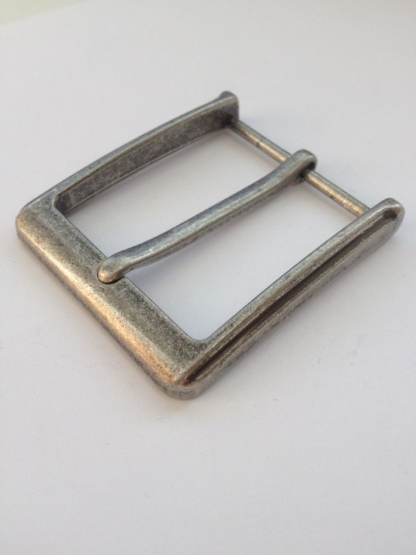 Классическая Пряжка 40 мм ст.серебро | 240р. | 6