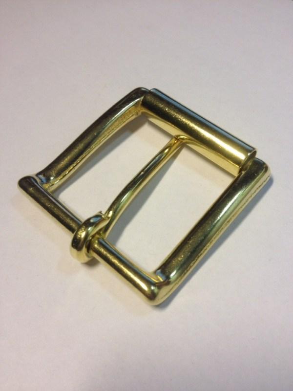 Латунная пряжка с роликом 40 мм  Пряжки 40 мм Латунь | 280р. | 2