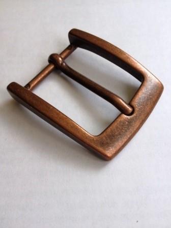 Пряжка для ремня, ширина 35 мм Покрытие ст.медь Производство Италия   300р.   1