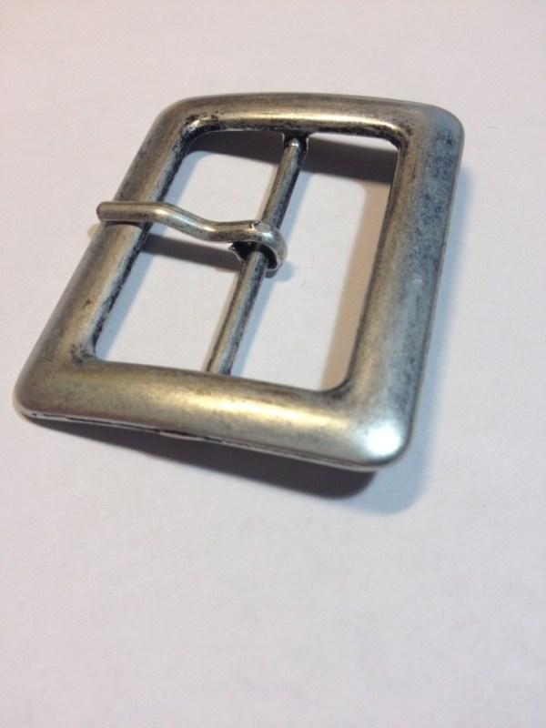 Пряжка 40 мм старое серебро Фурнитура для кожгалантереи   90р.   5