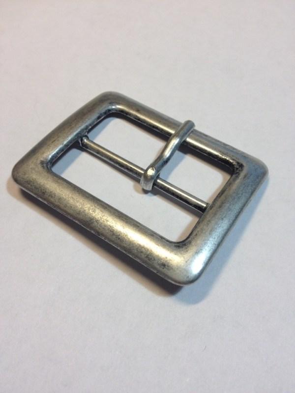 Пряжка 40 мм старое серебро Фурнитура для кожгалантереи | 90р. | 4