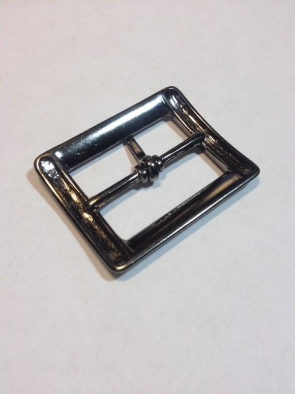 Пряжка 30 мм черный никель Фурнитура для кожгалантереи | 80р. | 5