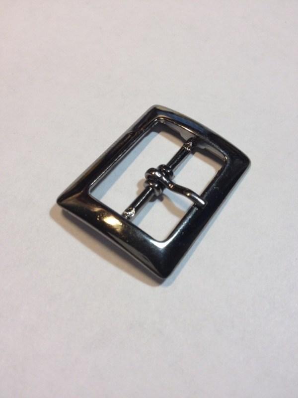 Пряжка 25 мм черный никель   60р.   1