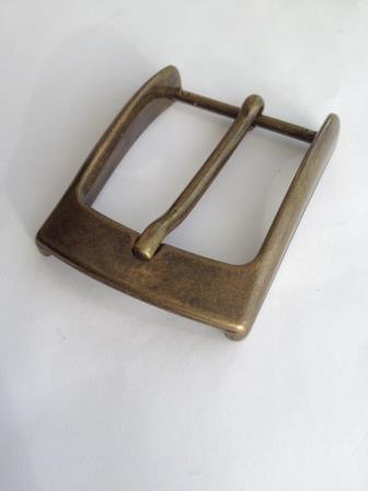 Пряжка для ремня 35 мм ст латунь Итальянская фурнитура   320р.   1