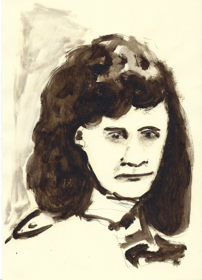 ANTONIN ARTAUD AS A SCHOOLGIRL