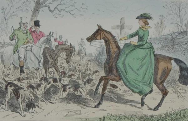 Miss de Clancey Captivates the Earl