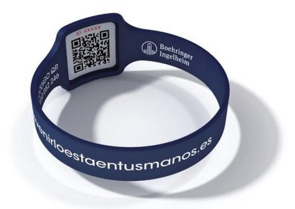 La pulsera QR facilitará la labor de AP en el control del INR a pacientes anticoagulados