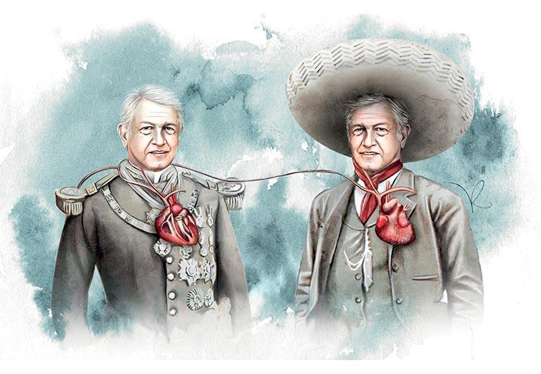 Entre el discurso de honestidad y la corrupción en México