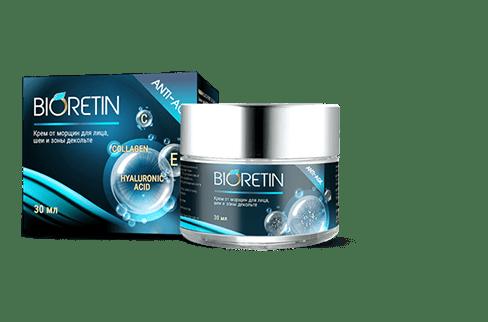 Bioretin (Биоретин) - омолаживающий крем