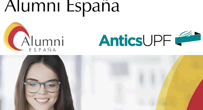 Plataforma cursos en línia Alumni España - AnticsUPF
