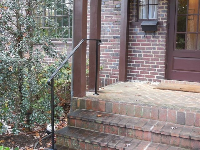 Exterior Railings Antietam Iron Works | Wrought Iron Rails For Outdoor Steps | Balcony Balustrade | Staircase Railings | Front Porch Railings | Railing Kits | Rod Iron