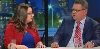 Steve Price vs Van Badham