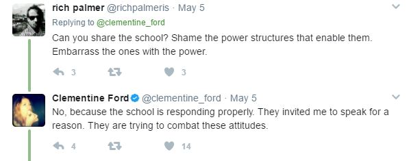 clementine ford school