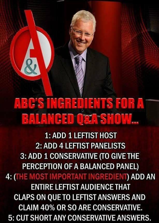 ABC brainwashes children