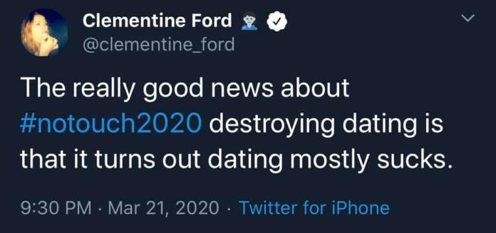 Clementine Ford Partner Breakup