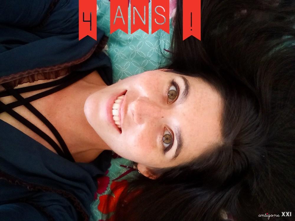 Anniversaire 4 ans ! Antigone21.com